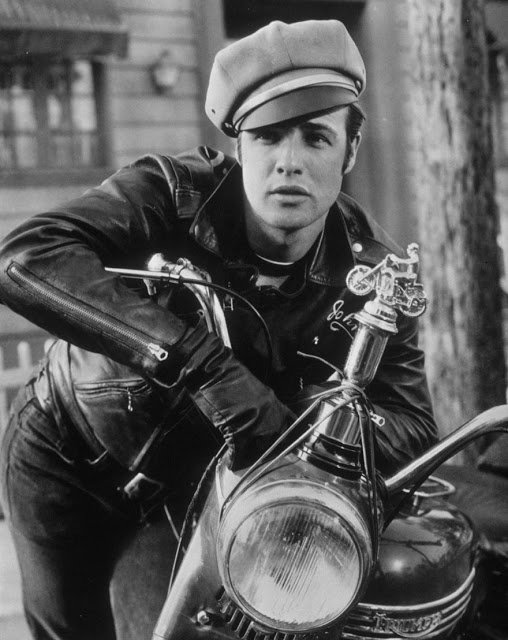 Marlon Brando, cine, narrativa breve