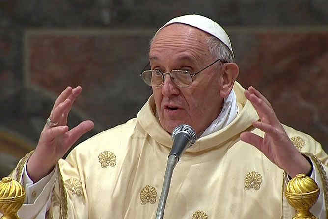 filias, fobias, papales, Francisco
