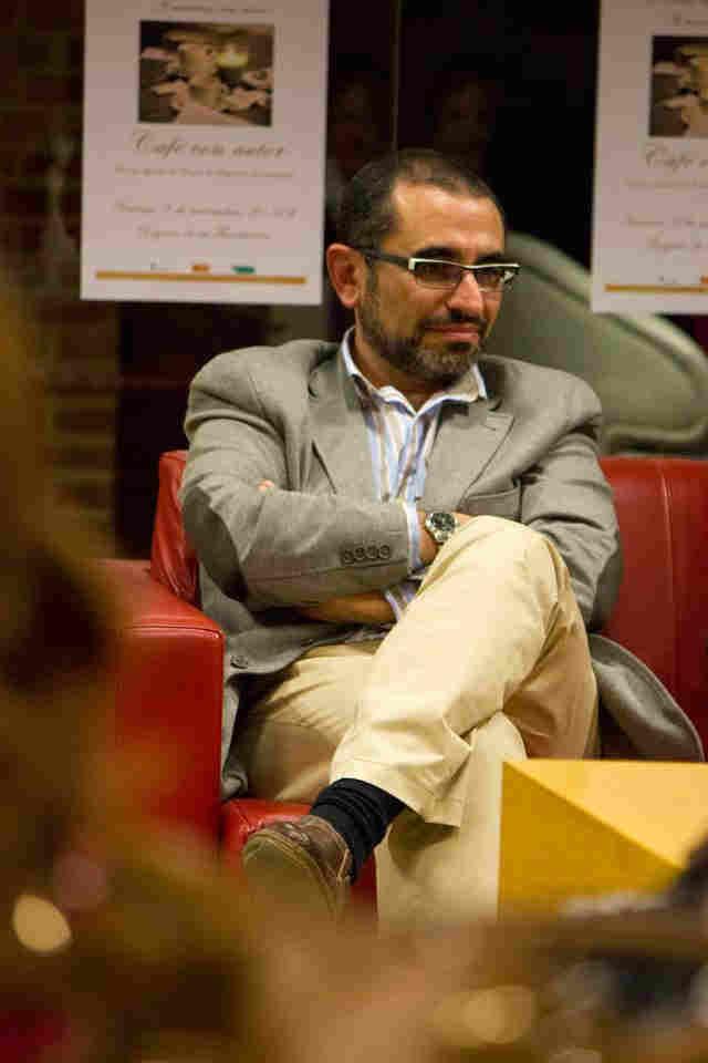 Entrevista, José Manuel de la Huerga