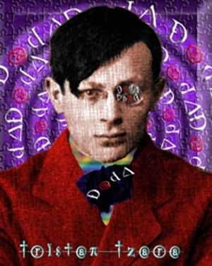 dadá, dadaísmo, dadaísta, Tristan Tzara