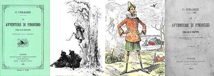 Pinocho, un cuento clásico para niños