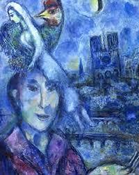 """Blaise Cendrars"", ""Marc Chagall"","