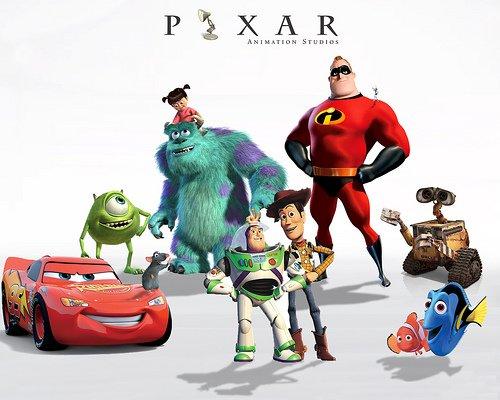 Pixar, películas animación