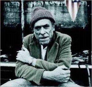 """Escritor Charles Bukowski"", ""realismo sucio"""