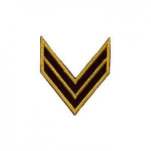 comillas de sargento