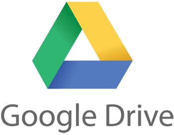 Google Drive escritores
