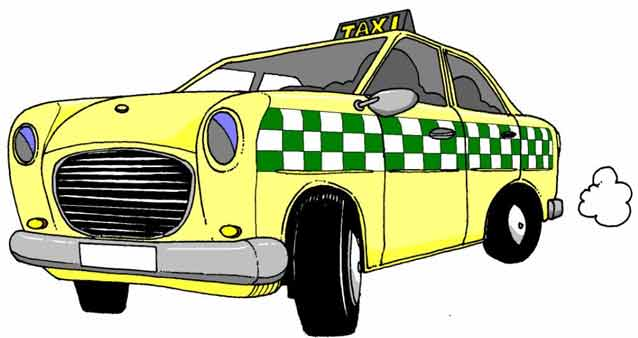 Taxi one-liners