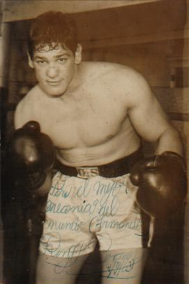 Oscar Bonavena
