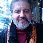 Escritor José Carlos Rodrigo Breto.