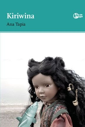 reseña literaria Ana Tapia