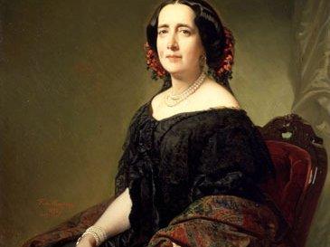 Gertrudis Gómez de Avellaneda, catedrática