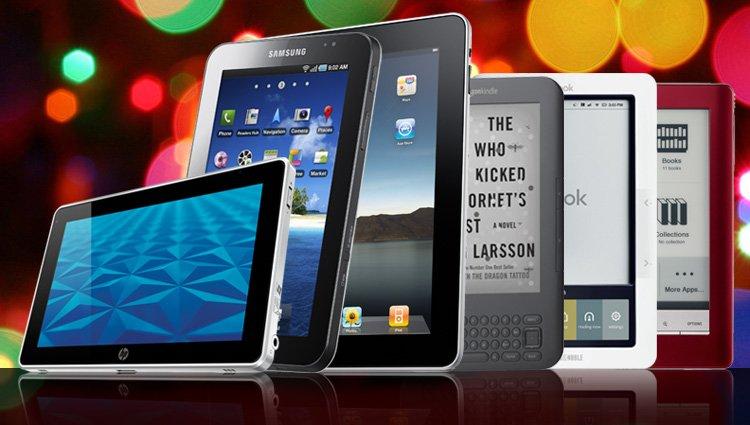 ereaders, tablets, los mejores lectores digitales