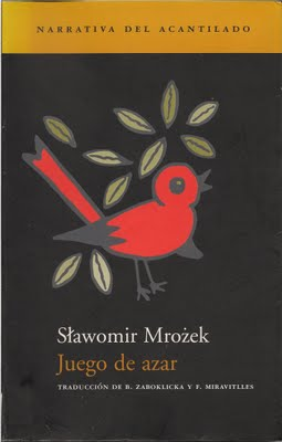 Microrrelato de Slawomir Mrozek