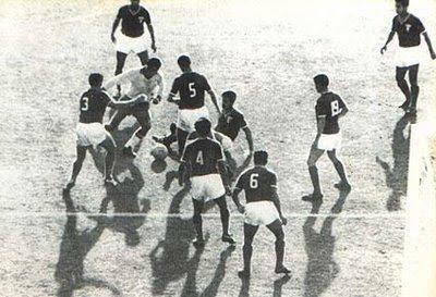 Raros, Garrincha, Francisco Rodríguez Criado