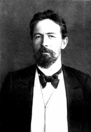 Antón Chéjov., cuento, monje negro