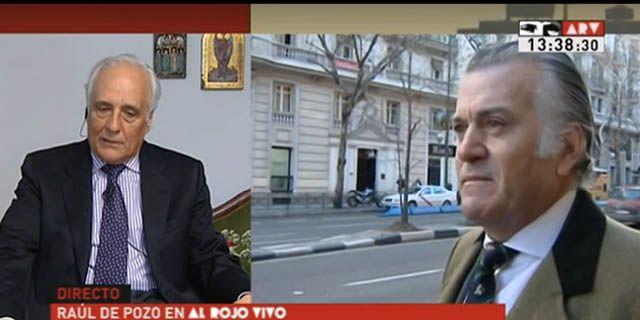 Raúl del Pozo, Luis Bárcenas, política, periodismo