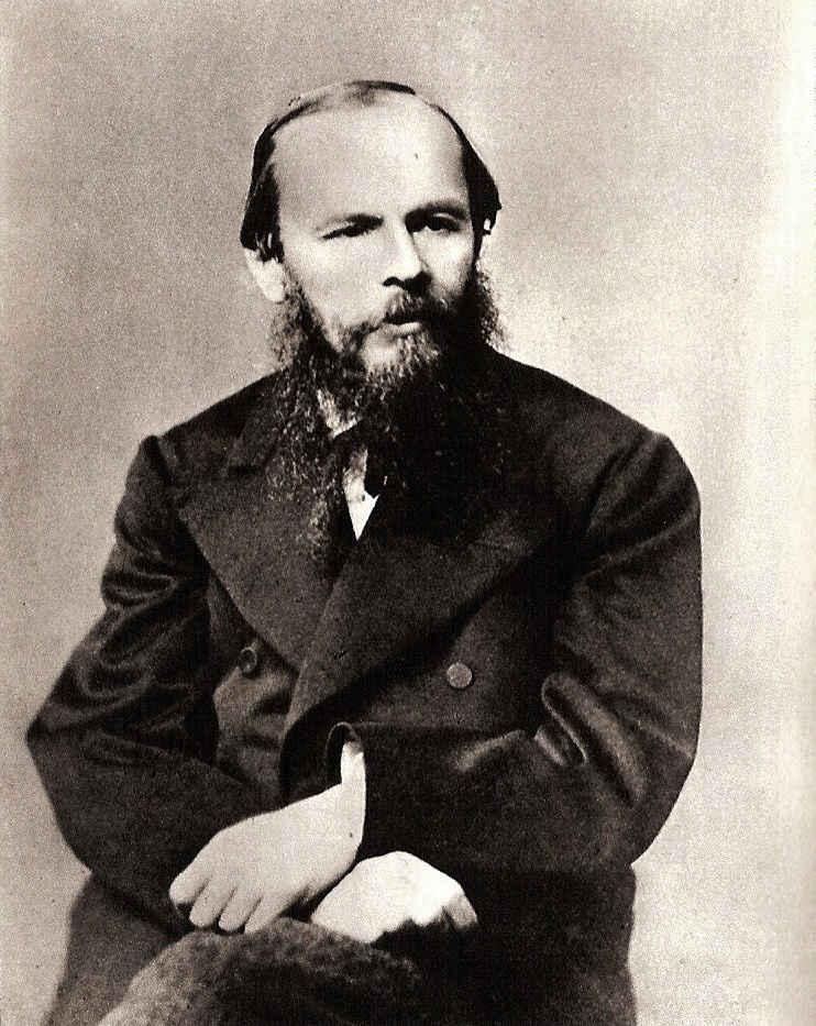Dostoievski, en el ojo del huracán, crimen y castigo