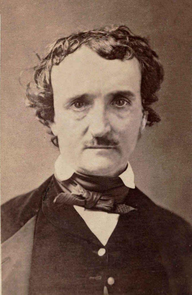 cuento, el retrato oval, Edgar Allan Poe