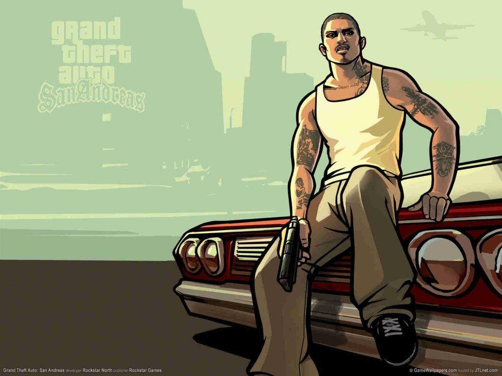 Grand Theft Auto: San Andreas, Harry el Sucio, César Klauer,  dos microrrelatos