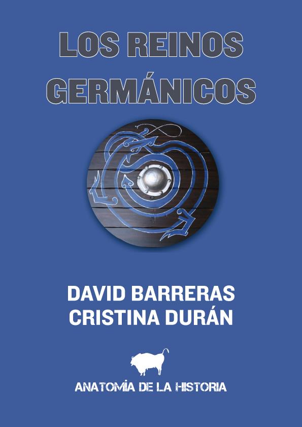 reinos germánicos, libro digital gratis,