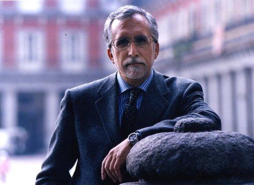 Escritor Luis Mateo Díez, cuento