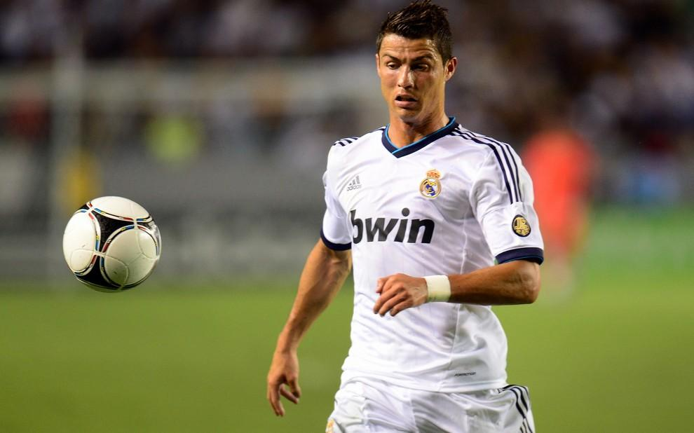 el buen cristiano, Cristiano Ronaldo, Real Madrid, fútbol