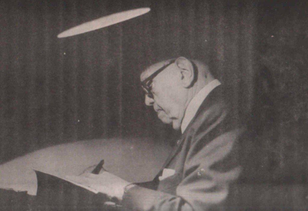 Juan Filloy, tres siglos, Martín Betancor