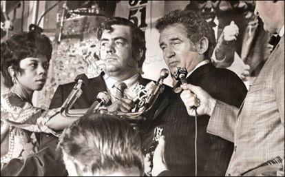 Norman Mailer, entrevistadores