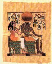 papiro, cuento egipcio