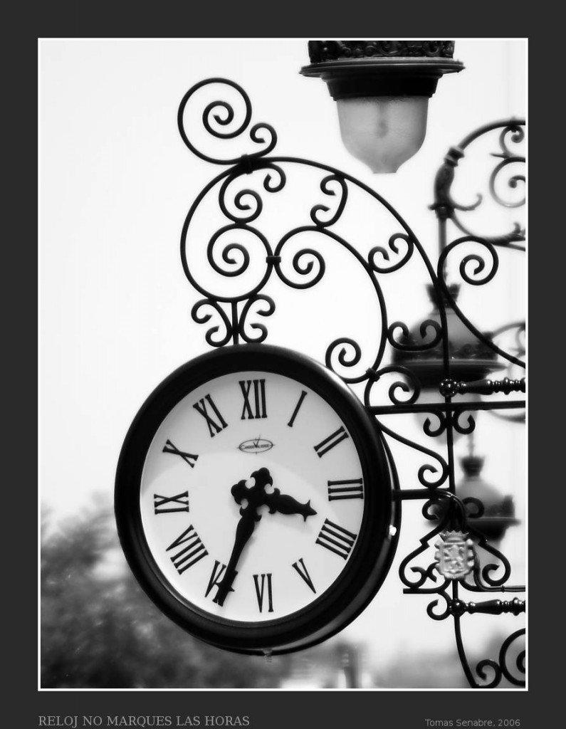 reloj, Francisco Montero Montero