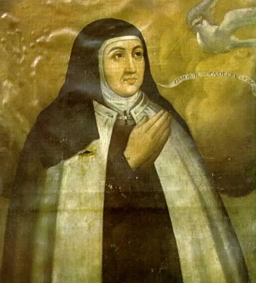 España, mala posada, Santa Teresa de Jesús