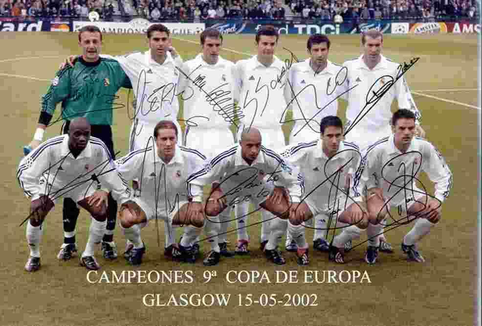 Real Madrid, corrector de estilo, novena copa