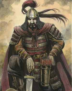 Genghis Khan, microrrelato de Isabel González