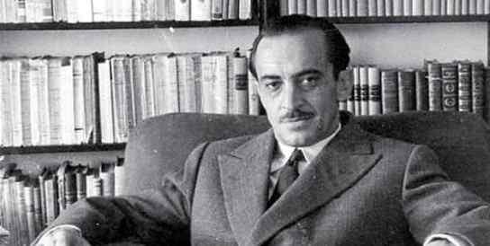 Escritor Ignacio Agustí. Premio Nadal