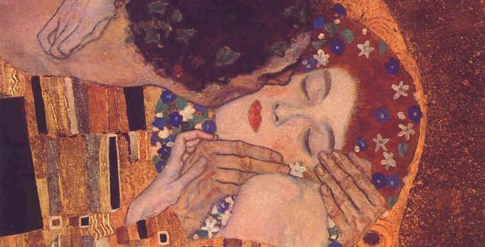 Gustav Kilimt, microrrelato, nudo ciego