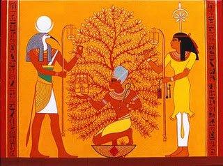 cuento egipcio, relato de los dos hermanos