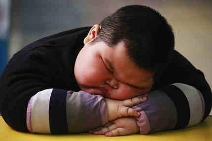 obesidad por cercanía