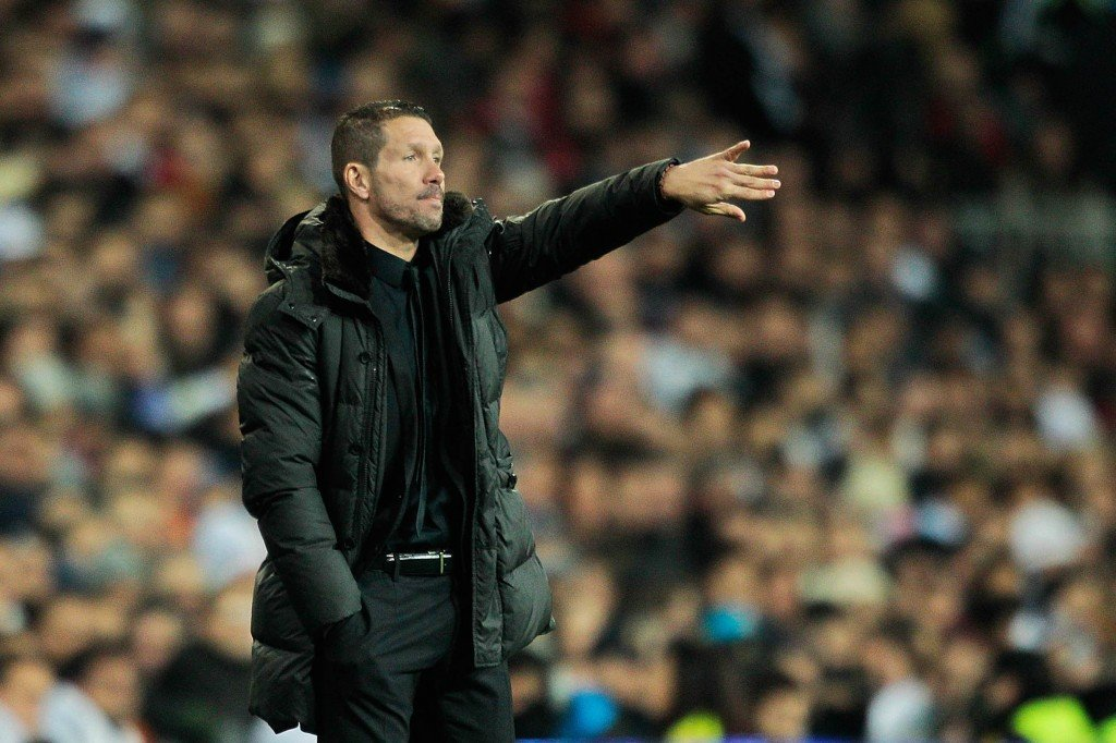Cholo Simeone, Optimismo a la carta