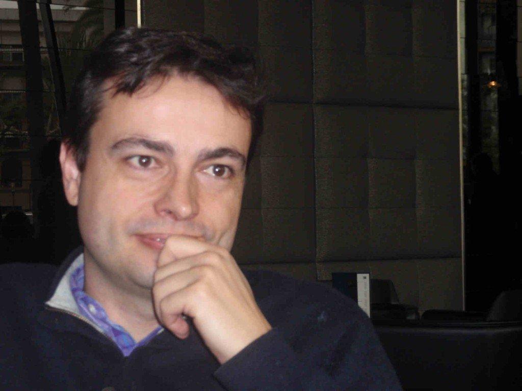 Ignacio Ferrando, la oscuridad, novela