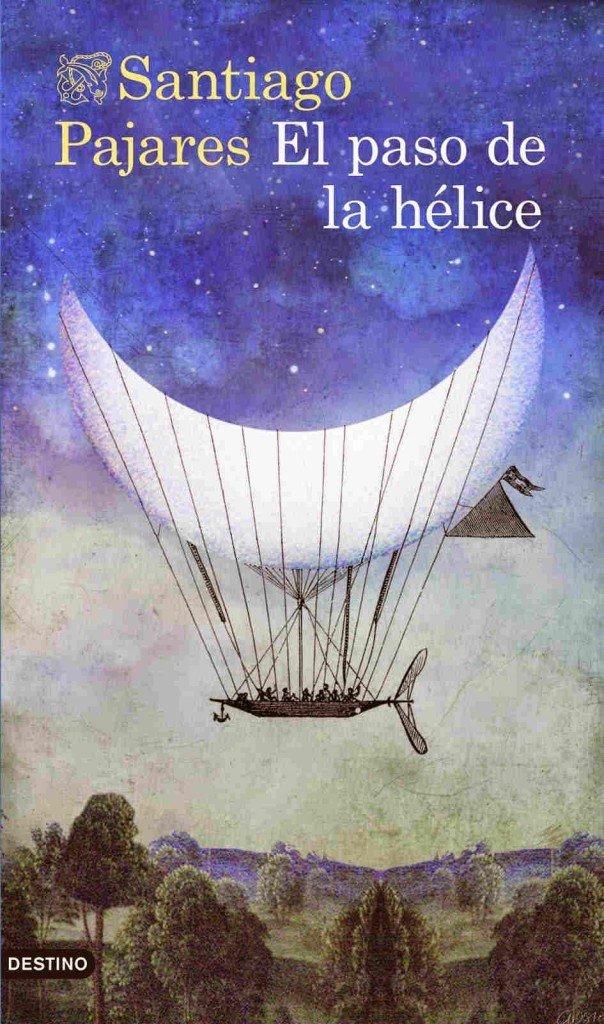 Santiago Pajares, El paso de la hélice