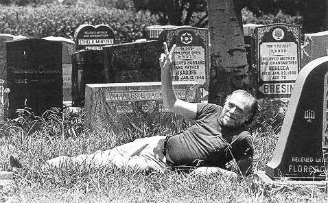 Charles Bukowski, poema, escritor, Alexander Drake