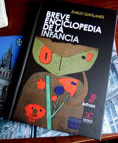 Edhasa, Emilio Gavilanes, biografía de la infancia