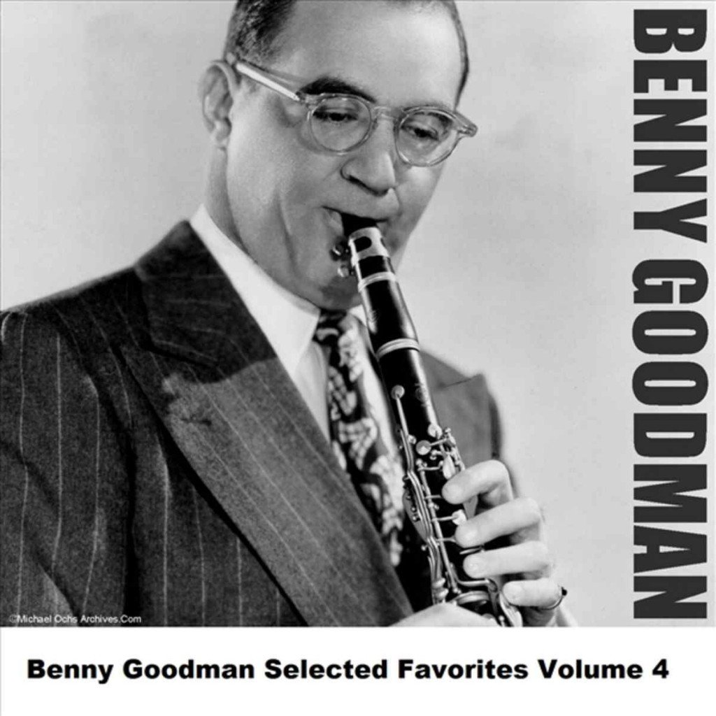 Benny Goodman, Wodpress 4.0