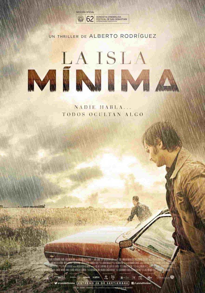 la isla mínima, Aurea García, Alberto Rodríguez
