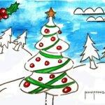 El abeto, cuento, navidad, caballero bonald