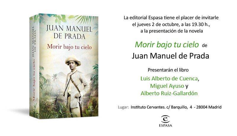 Juan Manuel de  prada, Ruiz Gallardón, Miguel Ayuso, Luis Alberto de Cuenca