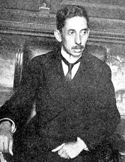 Escritor Baldomero Lillo