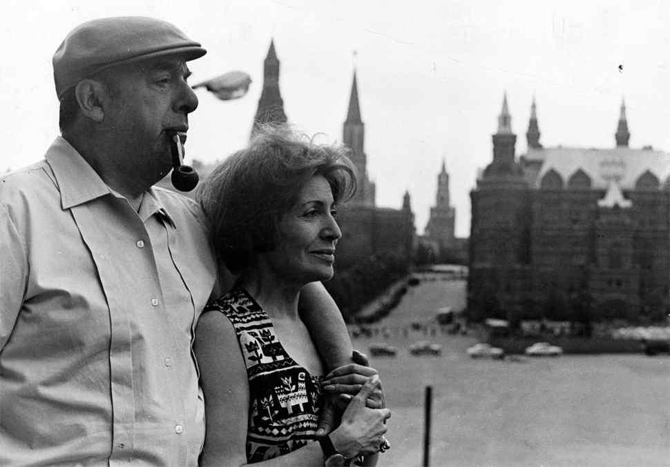 Pablo Neruda, Matilde Urrutia