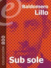 cuento póstumo, Baldomero Lillo, El inamible