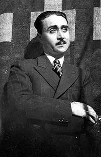 Escritor, Óscar Castro